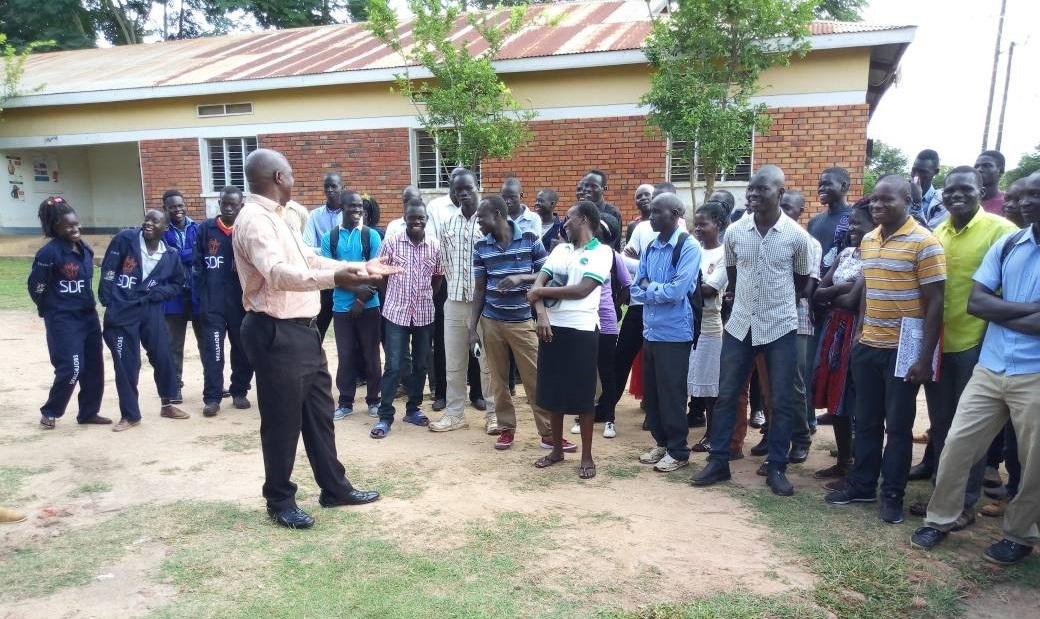 AAH Uganda Tool Box Talk